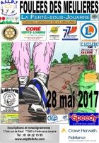 28 mai 2017 - 1ère édition des Foulées des Meulières