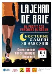LA JEHAN DE BRIE - 1ERE EDITION