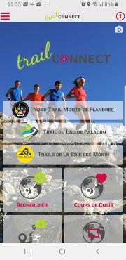 LE MODULE COMPÉTITION TRAIL CONNECT EST PRET....