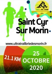 Semi Trail du Tacot Briard - 25 octobre 2020