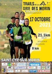 Semi Trail du Tacot Briard - 17 octobre 2021